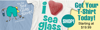 Sea Glass T-Shirts