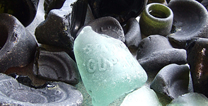 Scotthish Sea Glass