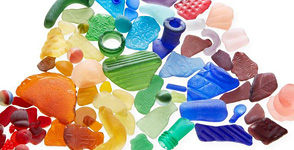 The Sea Glass Center wants to start a traveling sea glass museum.