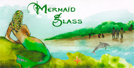 Mermaid Glass
