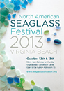 NASGA Sea Glass Festival 2013 Slideshow - Virginia Beach, California