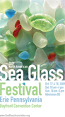 NASGA Sea Glass Festival 2009 Slideshow - Erie, PA