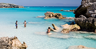 Sea Glass Vacation Destination - Bermuda
